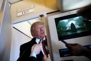 Donald Trump a répondu à des questions sur... (REUTERS) - image 2.0