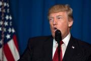 Le président Donald Trump s'est adressé à la... (Jim Watson, AFP) - image 3.0