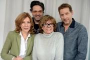 Sophie Lorrain, Alexis Durand-Brault, Denise Filiatrault et Gabriel... (Le Soleil, Erick Labbé) - image 2.0