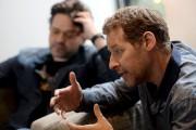 Le réalisateur Alexis Durand-Brault et le scénariste acteur... (Le Soleil, Erick Labbé) - image 6.0