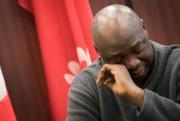 «Vous m'avez sauvé la vie», a dit Mamadou... (Photo IVANOH DEMERS, LA PRESSE) - image 1.0