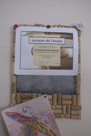 Ces babillards, faits à la main, font partie... (Le Progrès, Mélissa Viau) - image 2.0