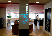 Premier Tech possède également un café,avec des repas... (Le Soleil, Erick Labbé) - image 1.0