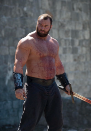 Hafthor Bjornsson joue le rôle de Gregor Clegane... (Photo fournie par HBO) - image 5.0
