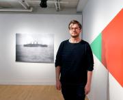 Christopher Boyne expose les photographies de navires inconnus,... (Le Soleil, Jean-Marie Villeneuve) - image 5.0