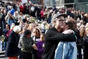 Entre 20 000 et 50000 personnes ont participé... (AFP, Odd Andersen) - image 2.0