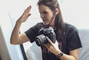 La photographe de Pigment b, Marilyn Bouchard, a... (Photo Le Quotidien, Michel Tremblay) - image 1.0