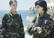 Ariane Labed et Soko interprètent respectivement Aurore et... (Photo fournie par Axia Films) - image 1.1