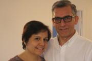 Les médecins Manar Alfarra et Ghatfan Shaaban ont... (Photo Le Quotidien, Isabelle Tremblay) - image 2.0