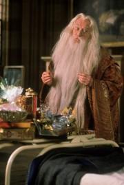 Richard Harris en Albus Dumbledore dans Harry Potter... (Photo fournie par Warner) - image 1.0