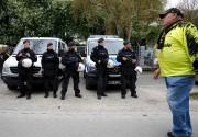 Autour du Signal Iduna Park, l'ambiance était marquée... (AFP, Norbert Schmidt) - image 3.0