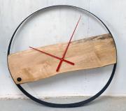 L'horloge conçue par William Dumais... (Le Soleil, Jean Marie Villeneuve) - image 2.1