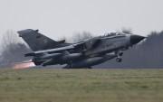 Un chasseur Tornado allemand.... (REUTERS) - image 2.0