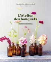 Carmel Sabourin Goldstein, L'atelier des bouquets, Flammarion Québec,... - image 2.0