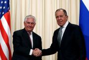 Rex Tillerson et Sergueï Lavrov.... (REUTERS) - image 2.0