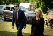 David Duchovny et Gillian Anderson dans The X-Files... (Photo Ed Araquel, archives AP/Fournie par FOX) - image 1.0
