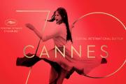 L'affiche du 70e Festival de Cannes.... (AFP) - image 6.0