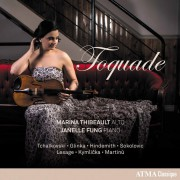 Toquade, deMarina Thibeault etJanelle Fung... (Image fournie par ATMA) - image 1.0