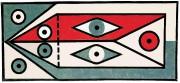 Bannière de l'exposition «Prisme d'Yeux», 1948, Alfred Pellan... (Photo Christine Guest, fournie par le MBAM) - image 1.0