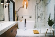 La salle de bains... (Photo Marie-Christine Gobeil, collaboration spŽéciale) - image 2.0