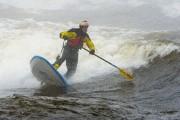 Des parcs et des chemins ont été inondés dimanche et... (Martin Roy, Le Droit) - image 3.0