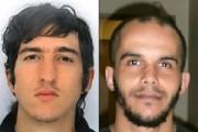 Les deux suspects, de nationalité française, Clément B.,... (fournies par la police française) - image 2.0