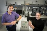 Steve Arless et Martin Brouillette, cofondateurs de SoundBite... (Photo Ivanoh Demers, La Presse) - image 1.0
