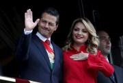 Le président du MexiqueEnrique Peña Nieto et sa... (PhotoEdgard Garrido, Archives Reuters) - image 1.0