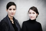 MounaAndraos et MelissaMongiat, du collectif Dailytous lesjours... (Photo Mathieu Rivard, fournie par v2com) - image 1.0