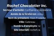 La chocolaterie Rochef de Gatineau fait plus que brasser du cacao, elle brasse... - image 2.0