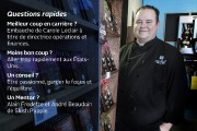 Le fondateur de Rochef Chocolatier, Roch Fournier... (Etienne Ranger, Le Droit) - image 3.0