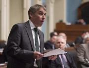 Le porte-parole du Parti québécois en matière de... (Photo Jacques Boissinot, archives La Presse canadienne) - image 1.0