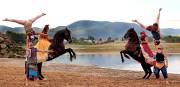 Le cirque équestre de retour à... (fournie par la compagnie Ekasringa) - image 2.0