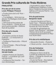 Pour leur 24eédition, les Grands Prix culturels de... - image 1.0