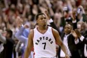 Le garde des Raptors Kyle Lowry... (Nathan Denette, La Presse canadienne) - image 3.0