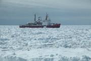 Henry Larsen, brise-glace de taille moyenne, devait permettre... (Photo fournie par Michèle Leclerc) - image 1.0