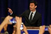 Le démocrate Jon Ossoff comptait bien profiter de... (AP, John Bazemore) - image 2.0