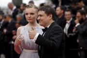L'actrice Maria-Victoria Dragus etle cinéaste CristianMungiu à Cannes... (Photothèque Le Soleil) - image 2.0
