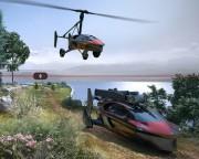 Le projet de voiture volante Pal-V a quant... (pal-v.com) - image 3.0