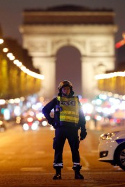 À trois jours du premier tour de l'élection... (Photo Christian Hartmann, Reuters) - image 1.0