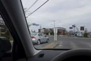 Sur l'image apparait une voiture dont l'automobiliste s'est... (tirée de Facebook) - image 3.0