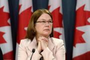 La ministre fédérale de la Santé, Jane Philpott... (photoAdrian Wyld, Archives la presse canadienne) - image 1.1
