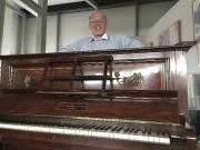 L'accordeur Martin Backhouse a découvert un trésor dans... (Photo AP) - image 1.0