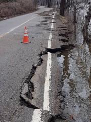 Les inondations causent des dommages importants à la... (Courtoisie) - image 2.0