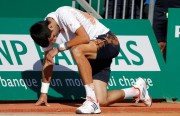 Novak Djokovic s'est incliné devant David Goffin.... (Photo Eric Gaillard, Reuters) - image 2.0