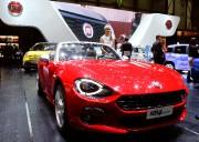 La Fiat 124 Spider lors du 87e Salon... - image 1.0