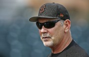 L'entraîneur Bruce Bochy... (Photo Ross D. Franklin, AP) - image 1.0