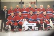 L'équipe des Tamalous de Granby a bien représenté... (fournie par Roméo Lamoureux) - image 2.0