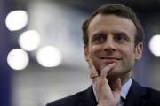 Emmanuel Macron,39 ans, candidat du mouvement En Marche!... (AP, Thomas Samson) - image 3.0