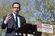 Benoît Hamon,49 ans, candidat du Parti socialiste... (AFP, Pascal Pavani) - image 11.0